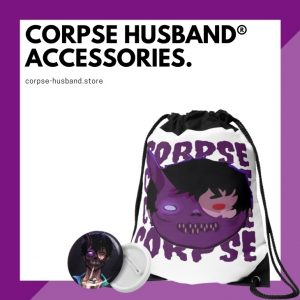Corpse Husband Accessories