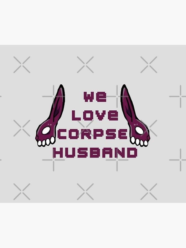 artwork Offical Corpse Husband Merch