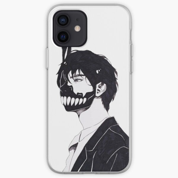 Corpse Husband Fanart iPhone Soft Case RB2605 product Offical Corpse Husband Merch