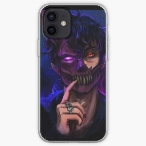 Corpse Husband Design iPhone Soft Case RB2605 product Offical Corpse Husband Merch