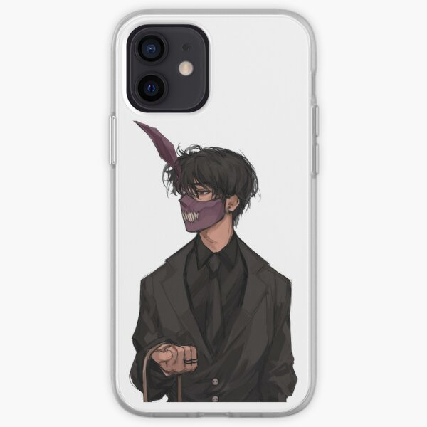 Corpse Husband Artwork iPhone Soft Case RB2605 product Offical Corpse Husband Merch