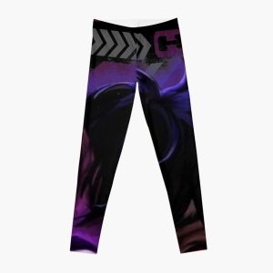 CORPSE HUSBAND TECHNO Leggings RB2605 product Offical Corpse Husband Merch