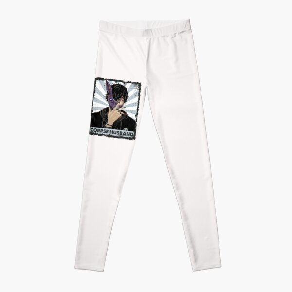 Corpse Husband hands Leggings RB2605 product Offical Corpse Husband Merch