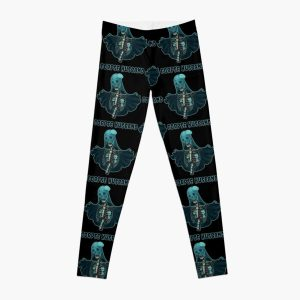 Corpse Husband Skeleton Roses Wife-look like Leggings RB2605 product Offical Corpse Husband Merch