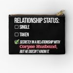 Relationship with Corpse Husband Zipper Pouch RB2605 product Offical Corpse Husband Merch