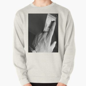 corpse husband hand Pullover Sweatshirt RB2605 product Offical Corpse Husband Merch