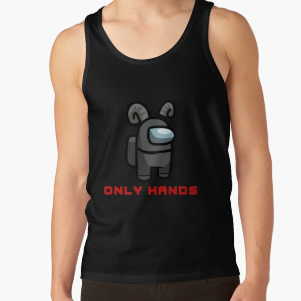 Corpse Husband - Among Us Character Crewmate  Tank Top RB2605 product Offical Corpse Husband Merch