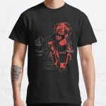 Corpse Husband Design | I will incite chaos Classic T-Shirt RB2605 product Offical Corpse Husband Merch