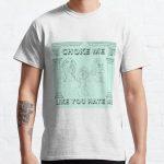 Corpse Husband - Choke me like you hate me Classic T-Shirt RB2605 product Offical Corpse Husband Merch