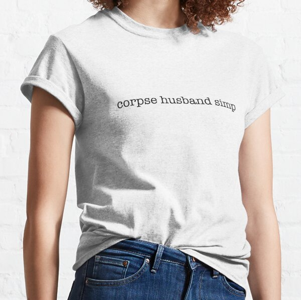 alternate Offical Corpse Husband Merch