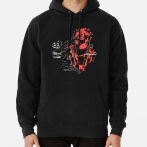 Corpse Husband Hoodie , Miss You Hoodie Pullover Hoodie RB2605 product Offical Corpse Husband Merch