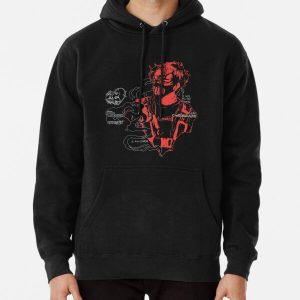 Corpse Husband Design  I will incite chaos Pullover Hoodie RB2605 product Offical Corpse Husband Merch
