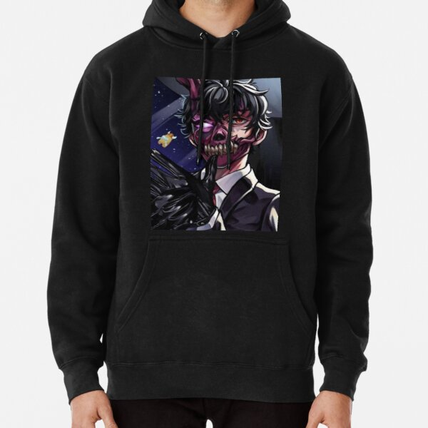 Corpse Husband - look like Pullover Hoodie RB2605 product Offical Corpse Husband Merch