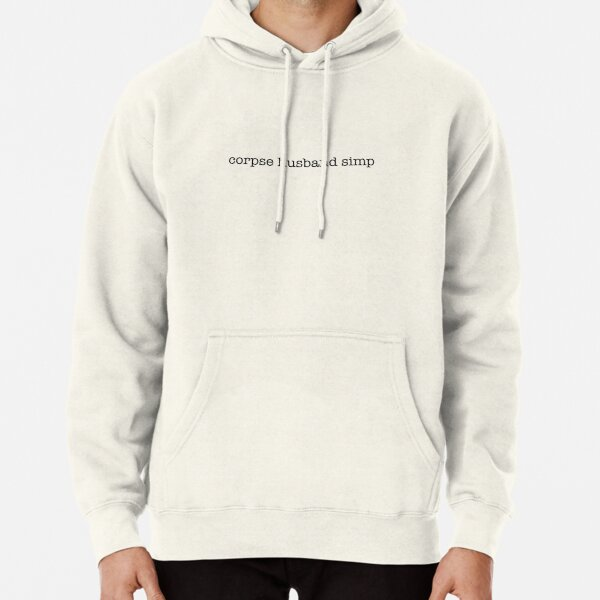 Corpse Husband Simp Pullover Hoodie RB2605 product Offical Corpse Husband Merch