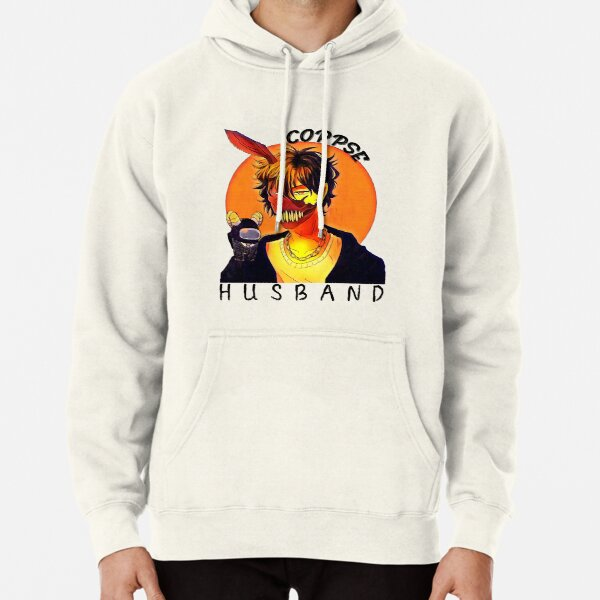 corpse husband , corpse husband 2020 Pullover Hoodie RB2605 product Offical Corpse Husband Merch