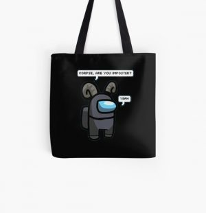 Ccorpse husband All Over Print Tote Bag RB2605 product Offical Corpse Husband Merch