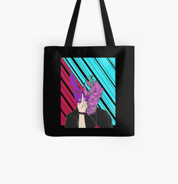 corpse husband  All Over Print Tote Bag RB2605 product Offical Corpse Husband Merch