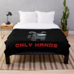Corpse Husband - Among Us Character Crewmate  Throw Blanket RB2605 product Offical Corpse Husband Merch