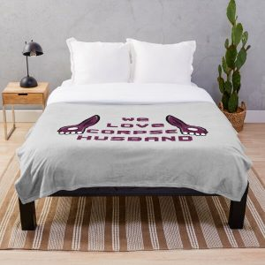 Corpse Husband Throw Blanket RB2605 product Offical Corpse Husband Merch