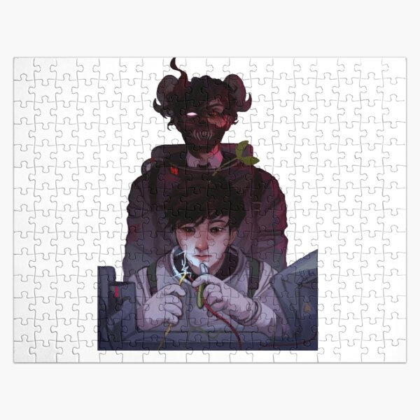 corpse husband among us Jigsaw Puzzle RB2605 product Offical Corpse Husband Merch
