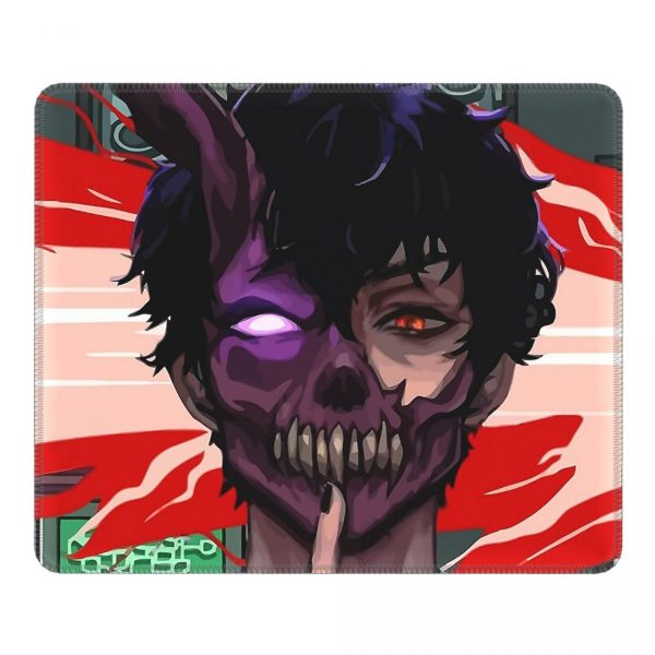 Corpse Husband Gaming Mouse Pad Non Slip Mouse Mats Rubber PC Table Decoration Cover - Corpse Husband Merch