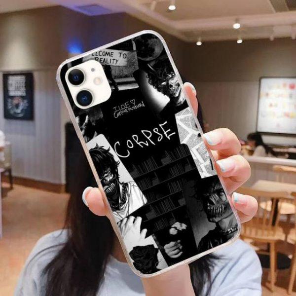 Corpse Husband Phone Case For iphone 5s 6 7 8 11 12 plus xsmax xr pro 2.jpg 640x640 2 - Corpse Husband Merch