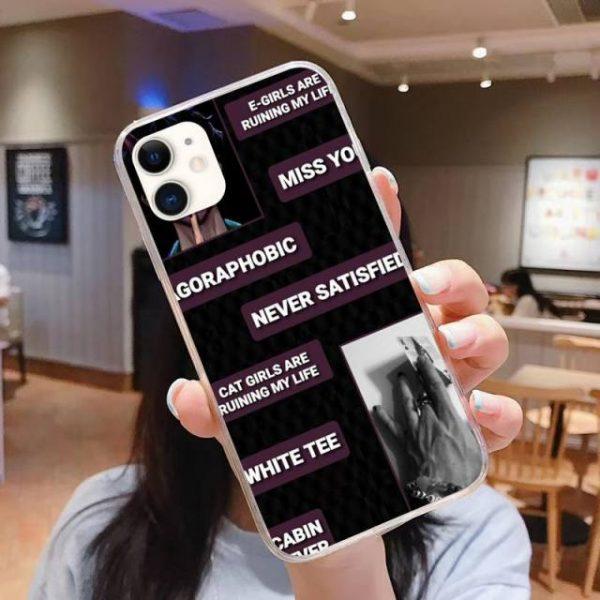 Corpse Husband Phone Case For iphone 5s 6 7 8 11 12 plus xsmax xr pro 5.jpg 640x640 5 - Corpse Husband Merch