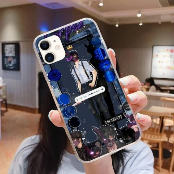 Corpse Husband Phone Case For iphone 5s 6 7 8 11 12 plus xsmax xr pro 8.jpg 640x640 8 - Corpse Husband Merch
