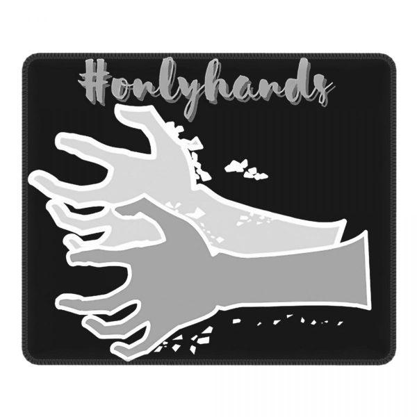 Onlyhands Corpse Husband Lovely Mouse Pad Lockedge Desk Mat Pads Rubber Computer Keyboard Desk Pad - Corpse Husband Merch