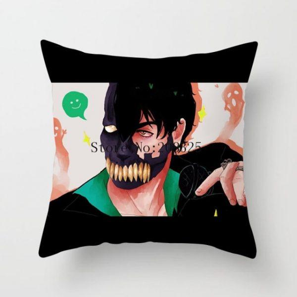 ZENGIA Corpse Husband Cushion Cover 45x45cm Cartoon Character Pillow Cover Decorative Pillows For Sofa Home Decor 10.jpg 640x640 10 - Corpse Husband Merch
